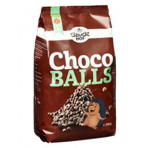 Choco Balls 300g BIO  Bauck...