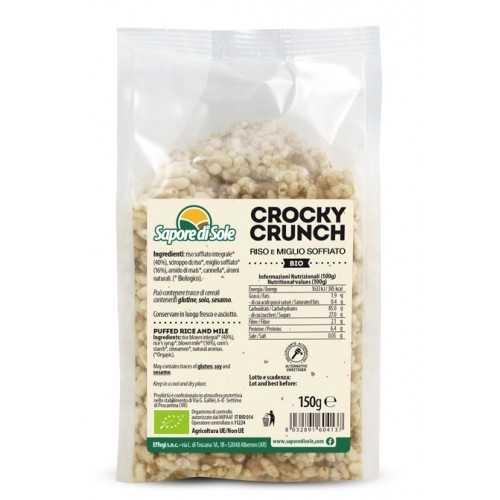 Crocky Crunch Riso e Miglio...