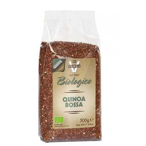 Quinoa Rossa Bio 500 g...