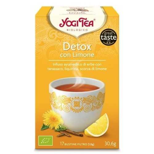 Detox Limone YOGI TEA