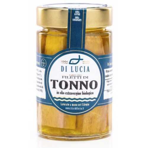 Filetti di Tonno in Olio...