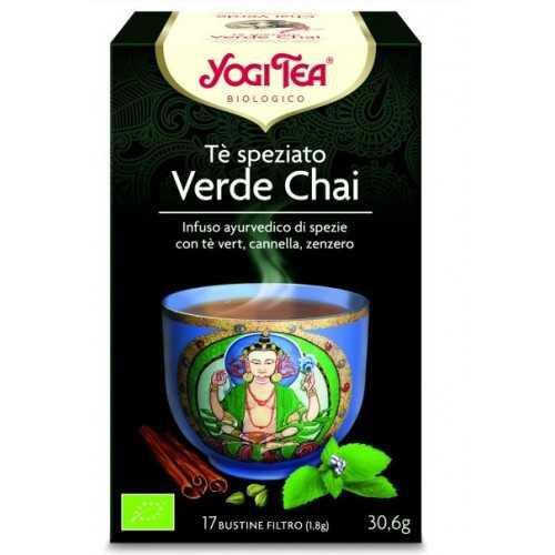 Tè Verde Chai Speziato con...