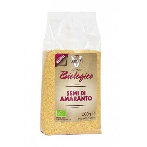 Amaranto Bio 500 g Riseria...