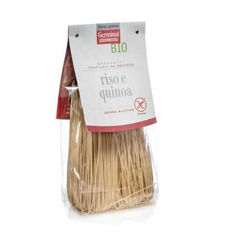 Spaghetti Riso e Quinoa...
