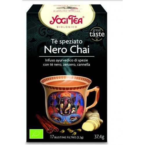 Te' Nero Chai Speziato con...