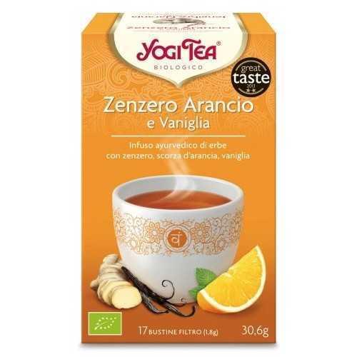 Zenzero Arancia e Vaniglia...