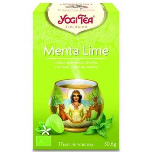 Menta Lime YOGI TEA