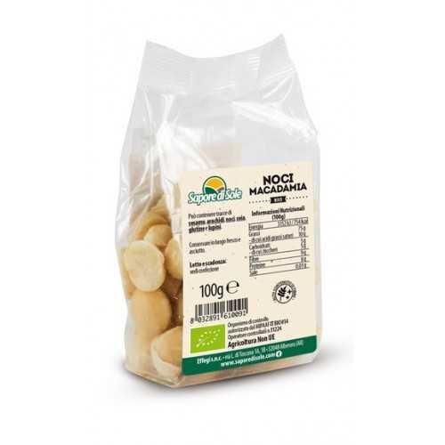 Noci Macadamia BIO 75 g...