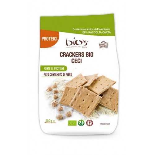 Cracker ai Ceci BIO 200 g...