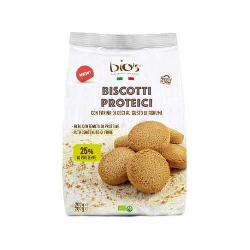 Biscotti Proteici agli...