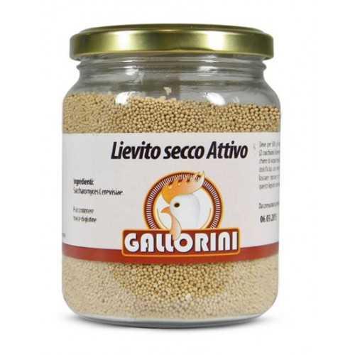 Lievito Secco Attivo 250 g...