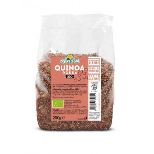 Quinoa Rossa Bio 200 g...