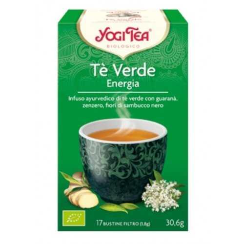 Tè Verde Energia Yogi Tea