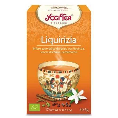 Liquirizia YOGI TEA