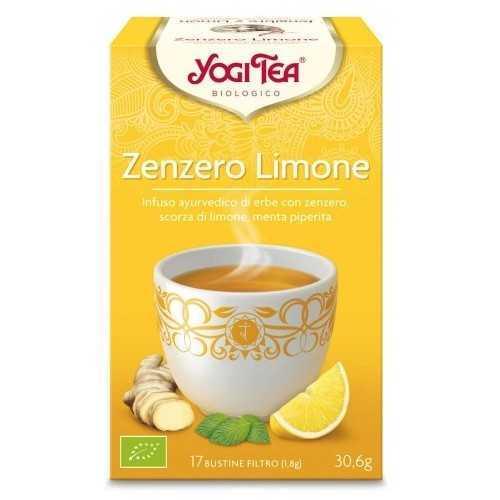 Zenzero Limone YOGI TEA