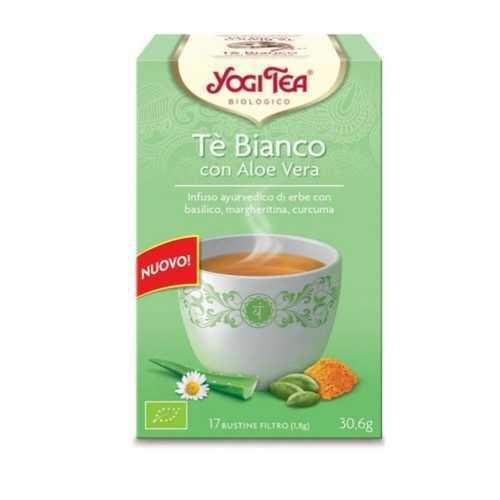 Te' Bianco Aloe Vera YOGI TEA