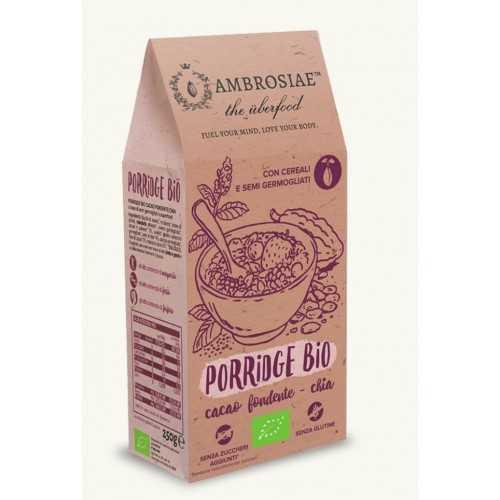 Porridge Cacao Fondente e...