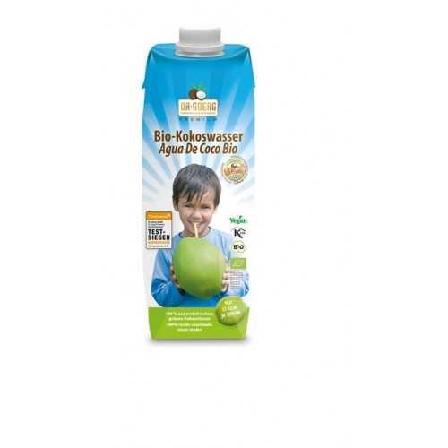 Acqua di Cocco Bio 1 L •Dr...