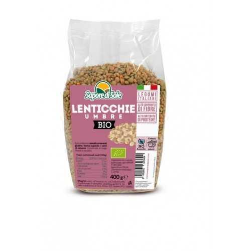 Lenticchie Umbre Bio 400 g...
