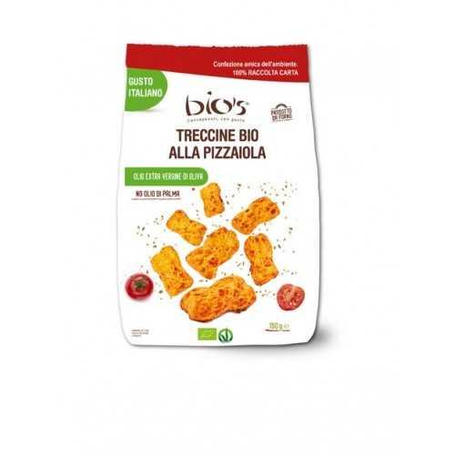 Treccine alla Pizzaiola Bio...