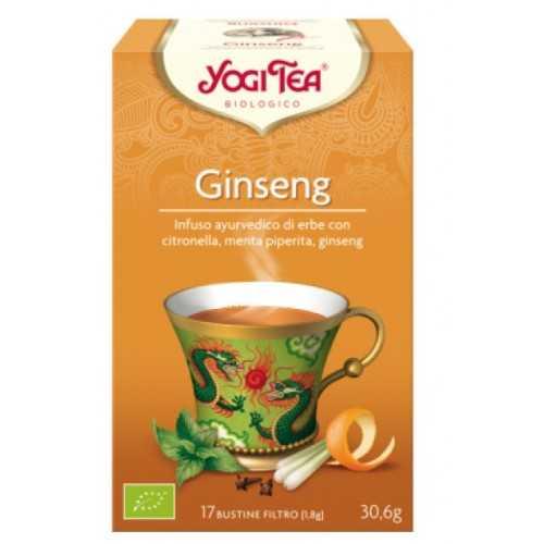 Ginseng YOGI TEA