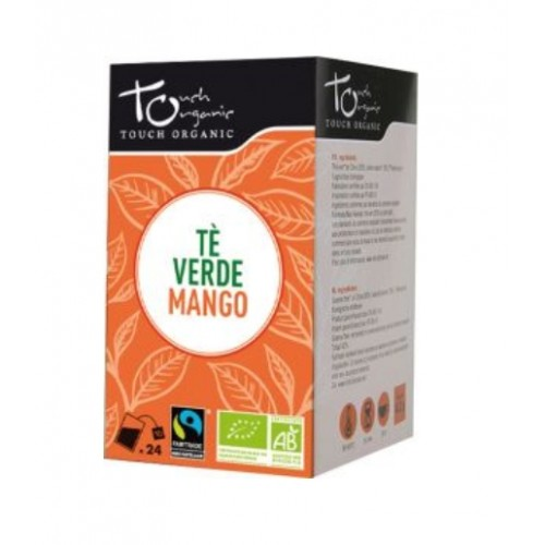Tè Verde al Mango Bio 24...