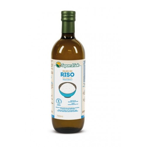 Olio di Riso 750 ml Bio...