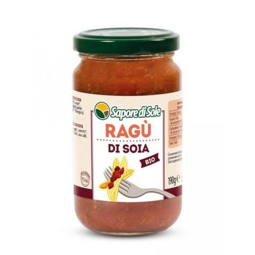 Ragù di Soia Bio 190 g...
