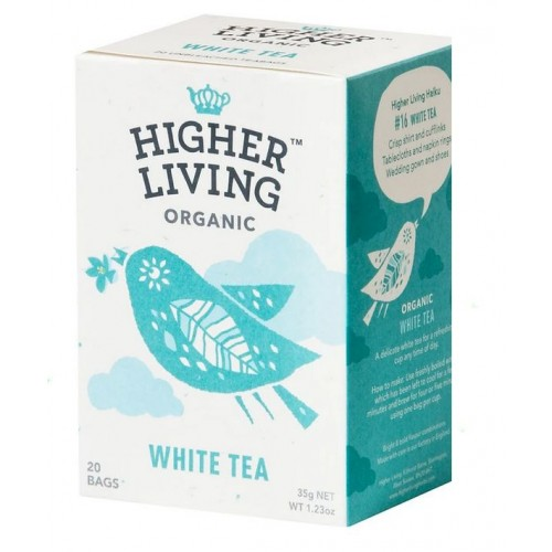 Tè Bianco Bio 100% Naturale...