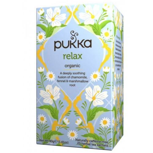 Tisana Relax Bio • Pukka
